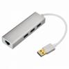 USB HUB 3.0 na 3x HUB 3.0+RJ45