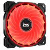 MS INDUSTRIAL COOLER CASE 12CM FAN (RGB) Ventilator, Vazdušno hlađenje, 120 x 120 x 25 mm
