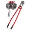 Unior škare-makaze za betonsko željezo sa izmjenjivim trokutnim noževima 900 mm - 596PLUS/6G (615257)