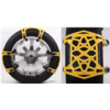 TARK univerzalna kovinska/PVC snežna veriga proti drsenju TT006, 6 kosov