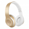 XWAVE bluetooth slušalice MX350 (Zlatne) - 024080 Standardne, Stereo, 40mm, 20Hz - 20KHz