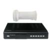 SetTop Box Digitalni risiver Amiko A4K COMBO, DVB-S2/T2/C, Android, IPTV