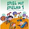 SPIEL MIT SPIELKO 1 - slikovnica za slušanje, bojenje i oblikovanje za rano učenje njemačkog jezika - Neda Roglić, Mira Sporiš