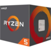 AMD Ryzen 5 2600X (3600Mhz 16MBL3 Cache 12nm 95W AM4) procesor