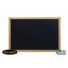 Ploča za kredu, 60 x 80 cm, crna