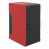 ALFA PLAM kotao Wood 40  crvena/crna, 40 kW