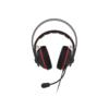 ASUS gejmerske slušalice TUF GAMING H7 CORE (Crne/Crvene) - 90YH01QR-B1UA00  Stereo, 53mm, Neodimijum, 20Hz - 20kHz