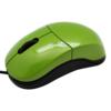 S BOX S-BOX žični optički miš (Zeleni) - M-900G Optički, 800dpi, Simetričan (pogodan za obe ruke), Zelena