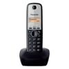 Telefon PANASONIC KX-TG 1911FXG, bežični, crni sa srebrnom