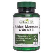 Kalcij, magnezij i vitamin D3