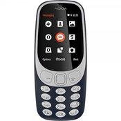 NOKIA mobilni telefon 3310 Dual SIM, moder