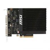 MSI, MSI 2GB D3 X GT710 passiv 2x DVI,
