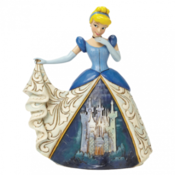 THE JIM SHORE Cinderella Midnight at Ball - 4045239 Disney, 16 cm