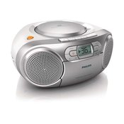 PHILIPS radio s CD predvajalnikom AZ127