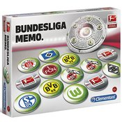 Clementoni Igra memorije Bundesliga 69472