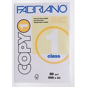 Fotokopir papir A3 80gr Copy 1 500L, Fabriano