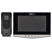 Emos H2030 videodomofon za vrata, s kamero, srebrn
