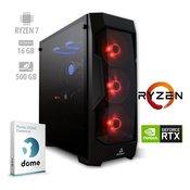Osebni računalnik ANNI GAMER Extreme/Ryzen 7 3700X/RTX 2070/NVMe/PF7G