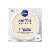 NIVEA krema za lice Cellular Filler Cushion, svijetla nijansa, 15 g