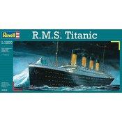 Revell maketa R.M.S. Titanic RV05804/025