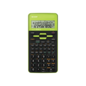 Sharp EL531TH calculator Pocket Scientific Black,Green