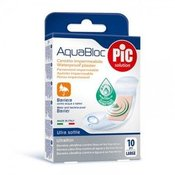 Pic Solution aquabloc large flasteri antibakterijski 10 komada ( 3140048 )