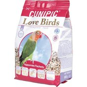 Cunipic LOVE BIRDS (AGAPORNISI), 650g