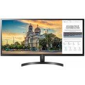 LG monitor 34WK500-P, IPS, UltraWide, FreeSync, 5ms, 34