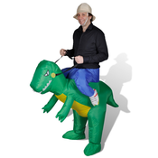 vidaXL Kostim dinosaura na napuhavanje