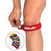 MUELLER kolenski trak, univerzalna velikost, črn