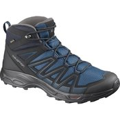 Salomon ROBSON MID GTX, muške planinarske cipele, plava