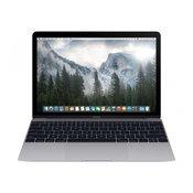 "APPLE MacBook 12"" (Space Gray) - MNYF2ZE/A  Intel® Core™ m3 7Y32 do 3.0Ghz, 12"", 256GB SSD, 8GB"