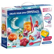Clementoni laboratorija Kreiraj svoje kristale CL61776