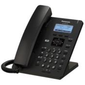 PANASONIC VOIP telefon KX-HDV130NE-B crni