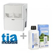 Venta LW 15 air washer & humidifier white incl. Detergent 250ml