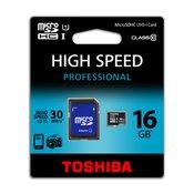 MicroSD 16GB cl.10