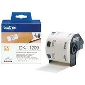 BROTHER nalepke za QL tiskalnike - manjse nalepke 26 X 62 MM (dk11209)