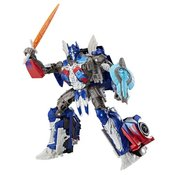 Action Figure Hasbro Transformers: The Last Knight Premier Edition Voyager Class Optimus Prime C0891