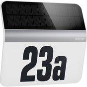 Steinel Solarna luč za osvetljevanje hišne številke LED hladno-belaSteinel LH-N jeklo