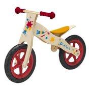 WOOD RUNNER drveni bicikl za djecu