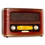 AUNA retro radio FM AM Belle Epoque 1905