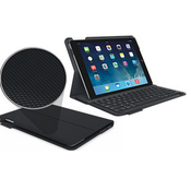 LOGITECH tipkovnica Type+ za iPad Air 2, črna