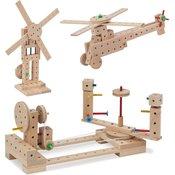 Matador Komplet lesenih konstrukcij Klassik 1 od 5 let naprej-1 k.