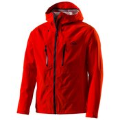 McKinley ROOSTEK UX, muška jakna za planinarenje, crvena