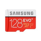 SAMSUNG memorijska kartica 128GB EVO PLUS MB-MC128DA + ADAPTER