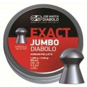 Diabole | metki za zračno orožje JSB - JSB - Exact Jumbo 5,53