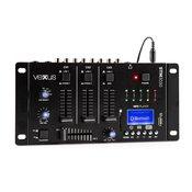 VEXUS STM3030, 4-KANALNA, MIKSETA, BLUETOOTH , USB, SD, MP3, LED