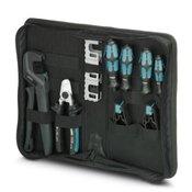 Phoenix Contact Set alata za kucne majstore u torbi 10-dijelni set Phoenix Contact TOOL-KIT SOLAR 1212071