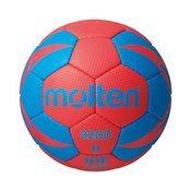 Rukometna lopta MOLTEN H2X3200, sinteticka koža, vel.2, crveno/plava