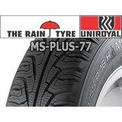 UNIROYAL - MS Plus 77 - zimske gume - 205/55R16 - 91T